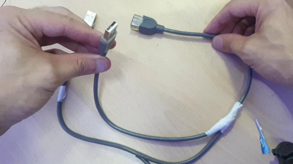 Cable separador de datos