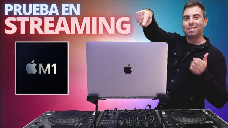 El M1 de Apple a prueba en streaming